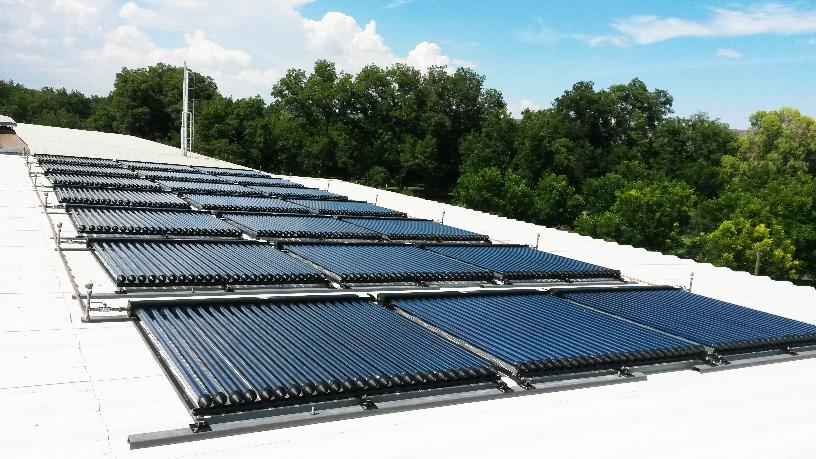 Calentadores Solares Industriales
