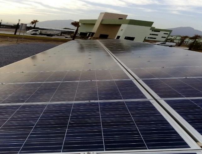 Sedena Parque Fotovoltaico Global Solare