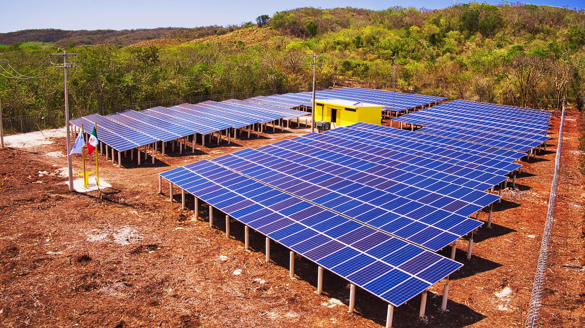 Parque Solar Chulbac